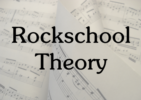 Rockschool Theory Books
